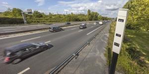 Le radar Tourelle flashe 32 véhicules simultanément