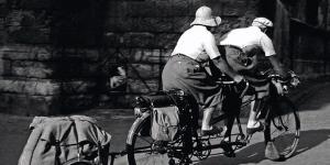 Tout le monde à vélo, à quand la femme à la maison ?