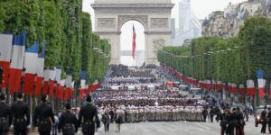 Macron prévoit de mieux protéger l'Arc de Triomphe